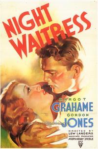 Night Waitress - 27 x 40 Movie Poster - Style B