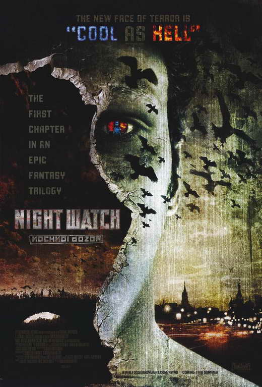 Night watch movie poster 2004 1020261592
