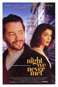 The Night We Never Met - 11 x 17 Movie Poster - Style A