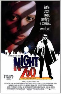 Night Zoo - 11 x 17 Movie Poster - Style A
