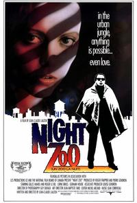 Night Zoo - 27 x 40 Movie Poster - Style A