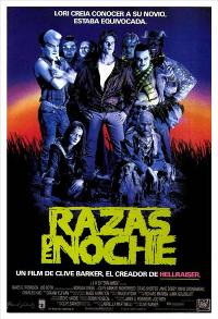 Nightbreed - 27 x 40 Movie Poster - Spanish Style A