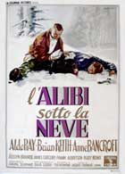 Nightfall - 11 x 17 Movie Poster - Italian Style A