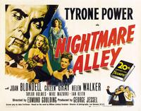 Nightmare Alley - 27 x 40 Movie Poster - UK Style B