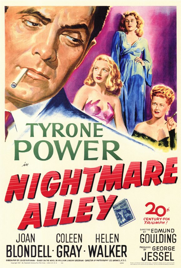 Nightmare Alley Movie Posters From Movie Poster Shop