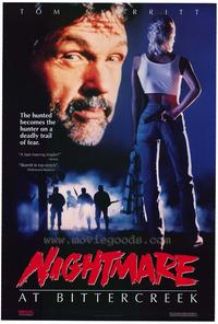 Nightmare at Bittercreek - 11 x 17 Movie Poster - Style A
