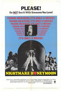Nightmare Honeymoon - 27 x 40 Movie Poster - Style A