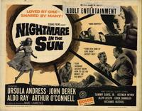 Nightmare in the Sun - 11 x 14 Movie Poster - Style A