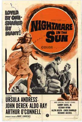 Nightmare in the Sun - 11 x 17 Movie Poster - Style A