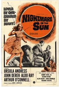Nightmare in the Sun - 27 x 40 Movie Poster - Style A