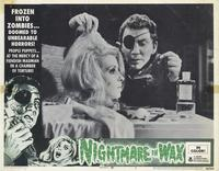 Nightmare in Wax - 11 x 14 Movie Poster - Style B