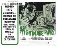 Nightmare in Wax - 11 x 14 Movie Poster - Style E