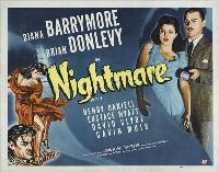 Nightmare - 30 x 40 Movie Poster UK - Style A
