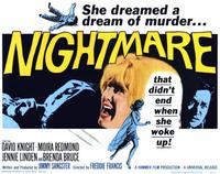 Nightmare - 11 x 14 Movie Poster - Style A