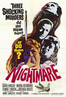 Nightmare - 27 x 40 Movie Poster - Style A