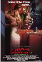 A Nightmare on Elm Street 2: Freddy's Revenge - 27 x 40 Movie Poster - Style A