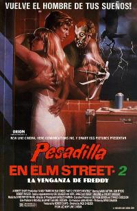 A Nightmare on Elm Street 2: Freddy's Revenge - 11 x 17 Movie Poster - Spanish Style A