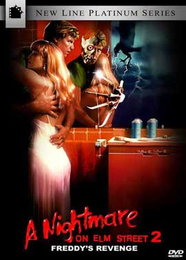 A Nightmare on Elm Street 2: Freddy's Revenge - 11 x 17 Movie Poster - Style C