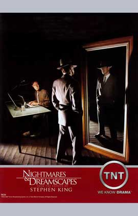 Nightmares and Dreamscapes: From the Stories of Stephen King - 11 x 17 Movie Poster - Style A
