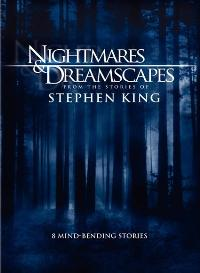 Nightmares and Dreamscapes: From the Stories of Stephen King - 11 x 17 Movie Poster - Style C
