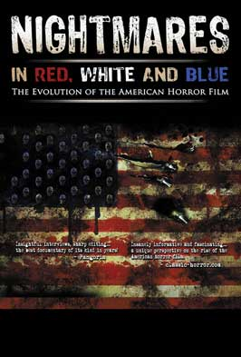 Nightmares in Red, White and Blue - 27 x 40 Movie Poster - Style A
