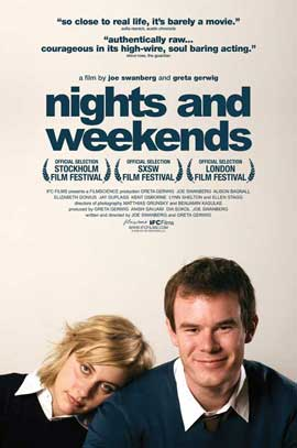 Nights and Weekends - 11 x 17 Movie Poster - Style A