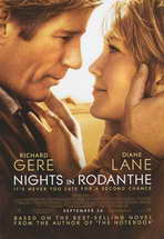 Nights in Rodanthe - 27 x 40 Movie Poster - Style A