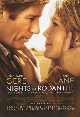Nights in Rodanthe - 11 x 17 Movie Poster - Style A