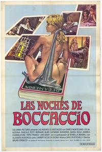 Nights of Boccaccio - 11 x 17 Movie Poster - Spanish Style A