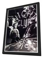 Nights of Cabiria - 27 x 40 Movie Poster - Italian Style A - in Deluxe Wood Frame