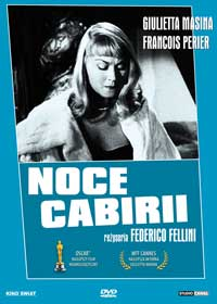 Nights of Cabiria - 11 x 17 Movie Poster - Polish Style A
