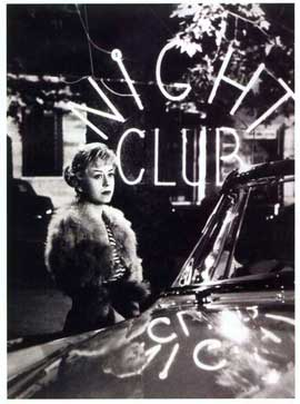 Nights of Cabiria - 11 x 17 Movie Poster - Italian Style A