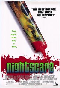 Nightscare - 27 x 40 Movie Poster - Style A