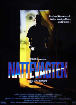 Nightwatch - 27 x 40 Movie Poster - Danish Style A