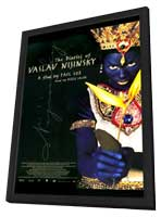 Nijinsky - 11 x 17 Movie Poster - Style B - in Deluxe Wood Frame