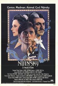 Nijinsky - 27 x 40 Movie Poster - Style A
