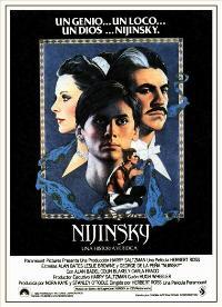 Nijinsky - 11 x 17 Movie Poster - Spanish Style A
