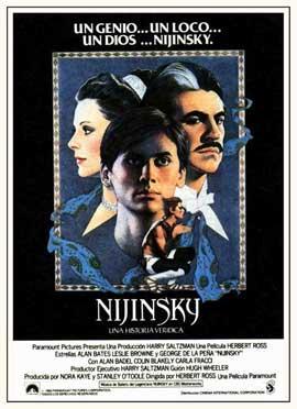 Nijinsky - 27 x 40 Movie Poster - Spanish Style A