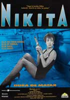Nikita - 11 x 17 Movie Poster - Spanish Style A