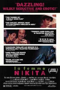 Nikita - 11 x 17 Movie Poster - Style A