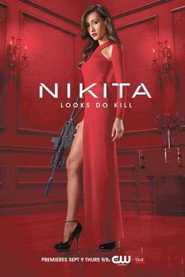 Nikita (TV) - 11 x 17 TV Poster - Style A