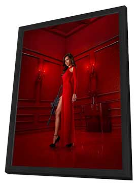 Nikita (TV) - 11 x 17 TV Poster - Style C - in Deluxe Wood Frame