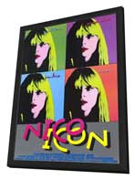Niko Icon - 27 x 40 Movie Poster - Style A - in Deluxe Wood Frame