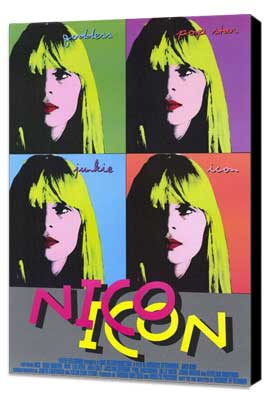 Niko Icon - 27 x 40 Movie Poster - Style A - Museum Wrapped Canvas
