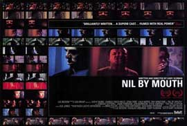 Nil By Mouth - 27 x 40 Movie Poster - Style A