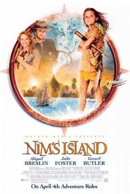 Nim's Island - 27 x 40 Movie Poster - Style B