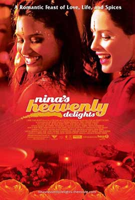 Nina's Heavenly Delights - 11 x 17 Movie Poster - Style A