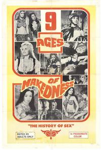 Nine Ages of Nakedness - 11 x 17 Movie Poster - Style A