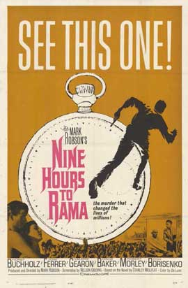 Nine Hours to Rama - 11 x 17 Movie Poster - Style A
