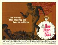 Nine Hours to Rama - 22 x 28 Movie Poster - Half Sheet Style A